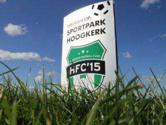 bord sportpark Hoogkerk